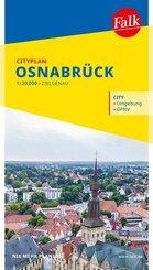 Falk Cityplan Osnabrück 1:18 500