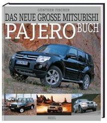 Das neue große Mitsubishi Pajero Buch