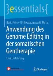 Anwendung des Genome Editing in der somatischen Gentherapie