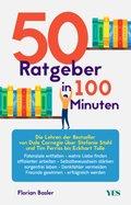 50 Ratgeber in 100 Minuten