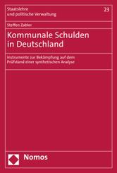Kommunale Schulden in Deutschland
