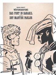 Wüstenskorpione -  Das Fort in Danakil - Dry Martini Parlor