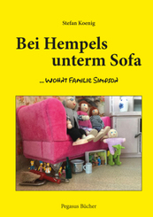 Bei Hempels unterm Sofa ... wohnt Familie Simpson