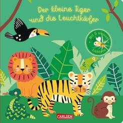 Der kleine Tiger und die Leuchtkäfer