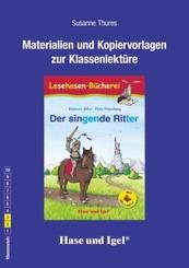 Begleitmaterial: Der singende Ritter / Silbenhilfe