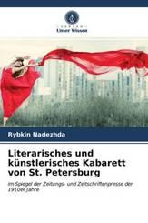 Literarisches und künstlerisches Kabarett von St. Petersburg