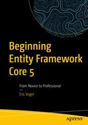 Beginning Entity Framework Core 5