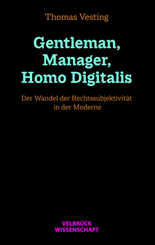 Gentleman, Manager, Homo Digitalis