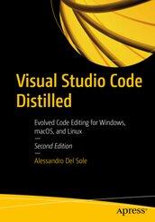 Visual Studio Code Distilled