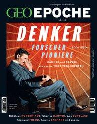 Geo Epoche: Denker, Forscher, Pioniere