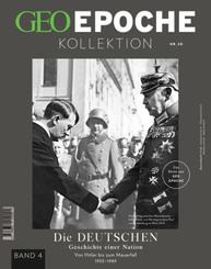GEO Epoche KOLLEKTION / GEO Epoche KOLLEKTION 20/2020 Die Geschichte der Deutschen (in 4 Teilen) - Band 4