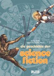 Die Geschichte der Science-Fiction (Graphic Novel)