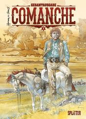 Comanche Gesamtausgabe - Bd.1 (1-3)