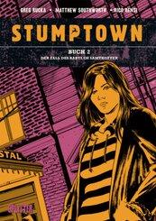 Stumptown - Der Fall des Babys im Samtkoffer