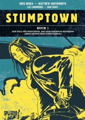 Stumptown - Der Fall des Mädchens, das sein Shampoo mitnahm