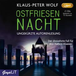 Ostfriesennacht, 2 Audio-CD,