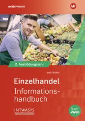 Einzelhandel nach Ausbildungsjahren - 2. Ausbildungsjahr: Informationshandbuch