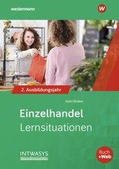 Einzelhandel nach Ausbildungsjahren - 2. Ausbildungsjahr: Lernsituationen