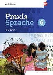 Praxis Sprache / Praxis Sprache - Differenzierende Ausgabe 2020 für Sachsen