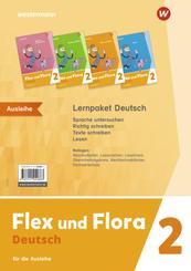 Flex und Flora - Deutsch, Ausgabe 2021: Flex und Flora - Ausgabe 2021 - Paket Deutsch 2: Für die Ausleihe