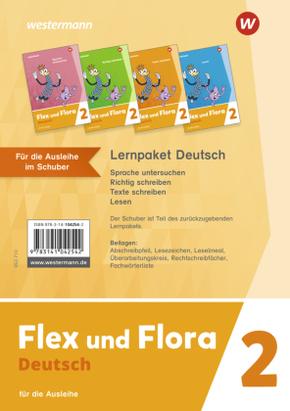 Flex und Flora - Deutsch, Ausgabe 2021: Flex und Flora - Ausgabe 2021 für Rheinland-Pfalz