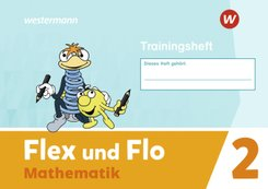 Flex und Flo - Ausgabe 2021 - Trainingsheft 2