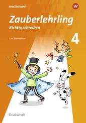 Zauberlehrling - Ausgabe 2019: 4. Schuljahr, Arbeitsheft DS