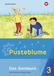 Pusteblume. Das Sachbuch, Ausgabe 2020 für Mecklenburg-Vorpommern: 3. Schuljahr, Schülerband
