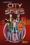 City Spies 2: Tödliche Jagd