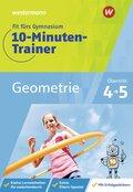 Fit fürs Gymnasium - 10-Minuten-Trainer Geometrie