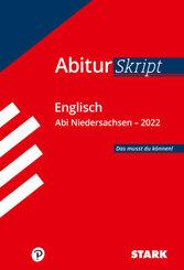 STARK AbiturSkript - Englisch - Niedersachsen 2022
