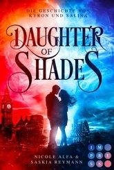 Die Geschichte von Kyron und Salina - Daughter of Shades