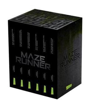 Maze-Runner - Die komplette Serie + Bonusband im Schuber (6 Bücher)