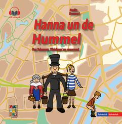 Hanna un de Hummel / Hanna und der Hummel, m. 1 Audio-CD