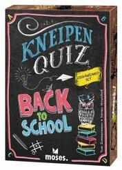Kneipenquiz Back to School (Spiel)
