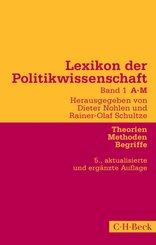 Lexikon der Politikwissenschaft - Bd.1