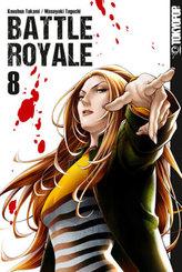 Battle Royale Sammelband - Bd.8