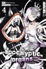 Apocalyptic Organs - Bd.4