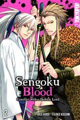 Sengoku Blood - Contract with a Demon Lord 02