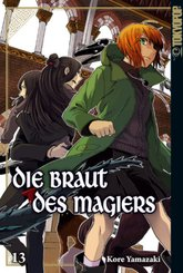 Die Braut des Magiers - Bd.13