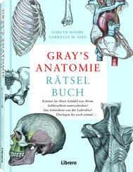 Gray's Anatomie Rätselbuch