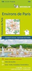 Michelin Paris und Umgebung
