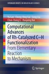 Computational Advances of Rh-Catalyzed C-H Functionalization