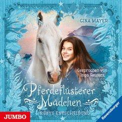 Pferdeflüsterer Mädchen - Rubys Entscheidung, 1 Audio-CD