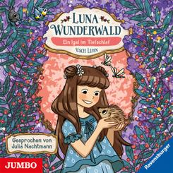 Luna Wunderwald - Ein Igel im Tiefschlaf, 1 Audio-CD