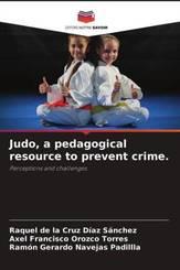 Judo, a pedagogical resource to prevent crime.