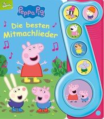 Peppa Pig - Die besten Mitmachlieder
