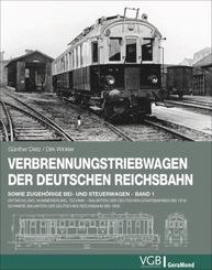 Verbrennungstriebwagen der Deutschen Reichsbahn sowie zugehörige Bei- und Steuerwagen - .1