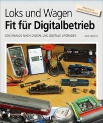 Loks und Wagen - Fit für den Digitalbetrieb
