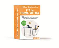 Fit im Home-Office. 30-Tage-Challenge-Box, Übungskarten
